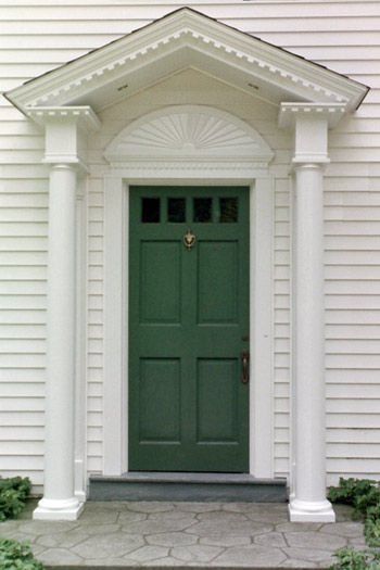 customfrontdoor500. Fancy colonial Custom door treatment & Berkshires Carpentry kitchens bathrooms and custom doors Western MA Pezcame.Com